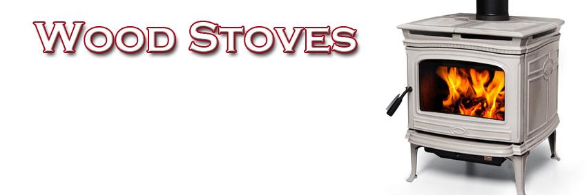 freestanding wood stove