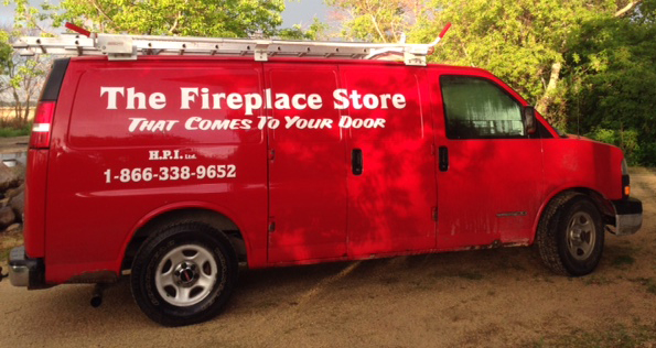 Hearth PI The Fireplace Store that comes to your door