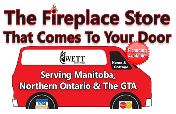 The Fireplace Store That Comes To Your Door